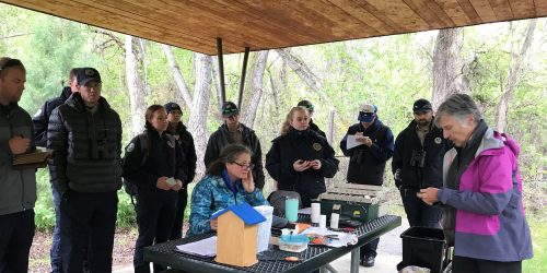 Colorado Parks & Wildlife Group Ranger Training(1)
